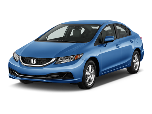 Slide 2 of 8: 2014 Honda Civic