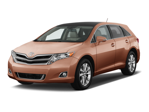 Slide 1 of 17: 2014 Toyota Venza