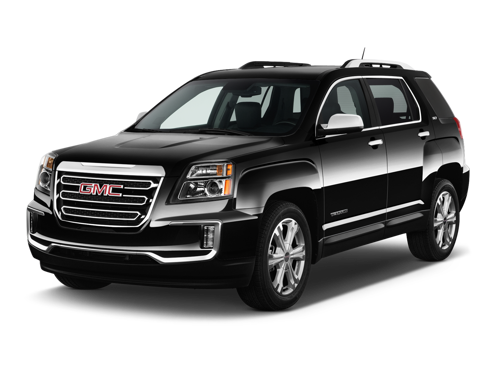 Slide 1 of 6: 2017 GMC Terrain