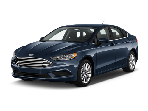 Slide 1 of 13: 2017 Ford Fusion