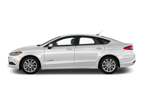 Slide 1 of 10: 2017 Ford Fusion Hybrid