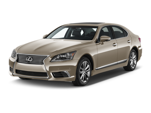 Slide 1 of 16: 2015 Lexus LS
