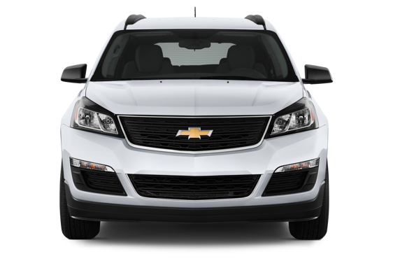 Slide 1 of 25: 2017 Chevrolet Traverse