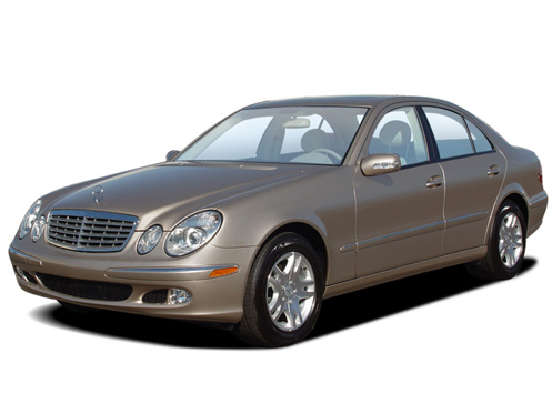 Slide 1 of 14: 2005 Mercedes E-Class