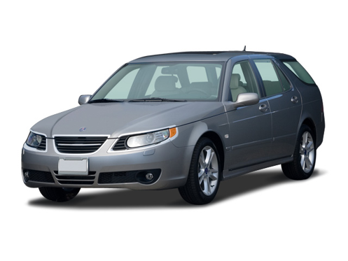 Slide 1 of 14: 2007 Saab 9-5