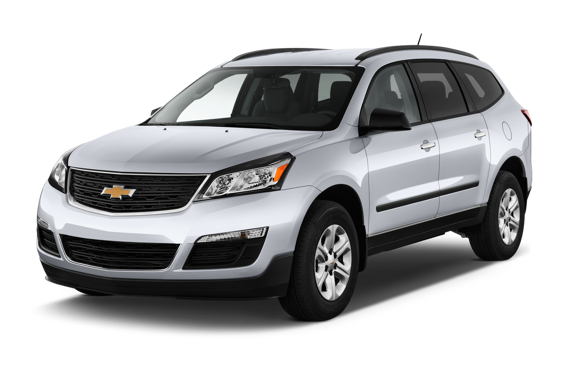 Slide 1 of 14: 2017 Chevrolet Traverse