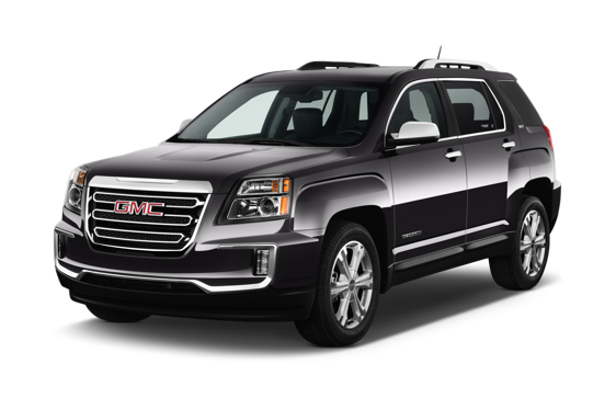 Slide 1 of 14: 2017 GMC Terrain