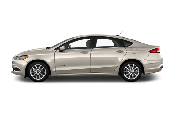 Slide 1 of 25: 2017 Ford Fusion Hybrid