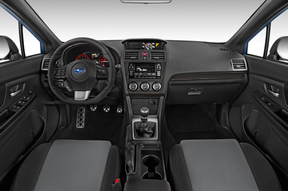 Slide 1 of 24: 2015 Subaru WRX