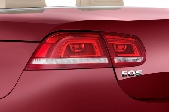 Slide 1 of 23: 2015 Volkswagen Eos