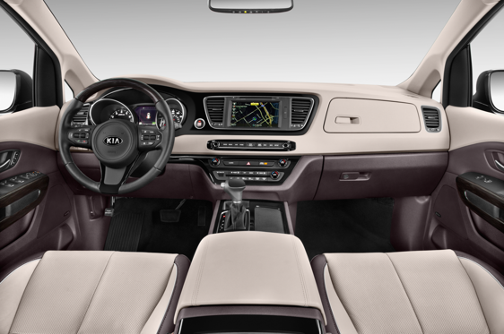 Slide 1 of 11: 2015 Kia Sedona