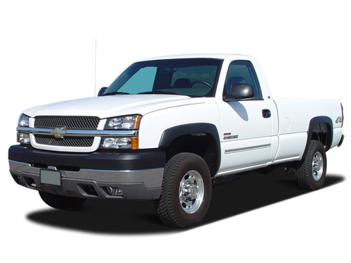 Slide 1 of 14: 2003 Chevrolet Silverado 2500HD