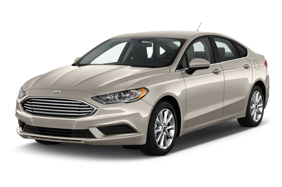 Slide 1 of 14: 2017 Ford Fusion