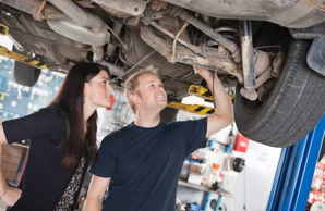 Make sure to get your car's undercarriage inspected at least once a year. Supplied, Getty Images