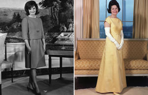 First Lady fashion over the years