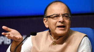 "India avoided adverse Brexit effect, now a safe haven: Finance Minister Jaitley: ""Thus far, India has not only avoided adverse impacts (from Brexit), but it has in fact emerged as a safe haven for investors around the world,"" said Finance Minister Arun Jaitley. PTI Photo"