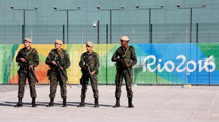 Jogos Olímpicos do Rio terão segurança reforçada para evitar ataques terroristas