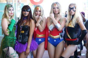 Comic-Con International, San Diego, USA - 21 Jul 2016 Cosplayer(s)