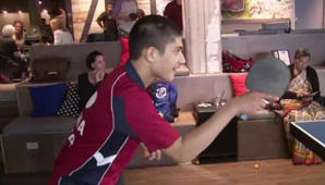 U.S. teen ping pong prodigy ready for Rio