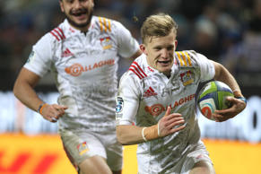 Damian McKenzie scored 25 points in the quarter final win.