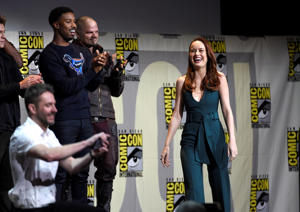 "Marvel Entertainment and Brie Larson announced that the Oscar winning actress would star in the studio's first female-led movie as Captain Marvel. The announcement came during the Marvel Studio panel at the San Diego Comic-Con and later Larson tweeted out an image of her wearing a Marvel cap and said, ""Call me Captain Marvel."" Larson will be playing Carol Danvers, a fusion of Kree and human genes with superpowers. The standalone movie is set to release in March 2019. LEt's take a look at some of the lesser known facts about the actress."