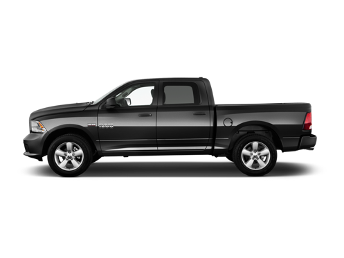Slide 1 of 46: 2014 Ram 1500 Pickup
