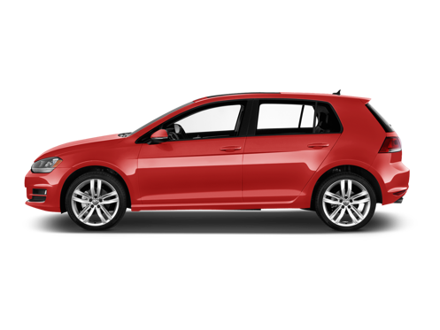 Slide 1 of 12: 2014 Volkswagen Golf