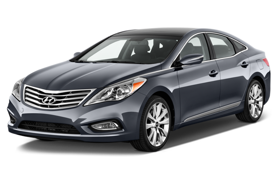 Slide 1 of 14: 2015 Hyundai Azera