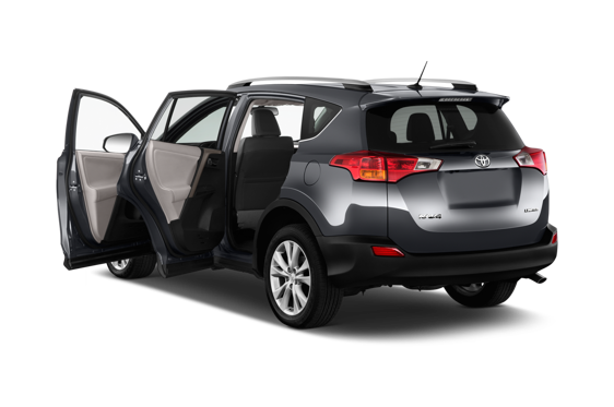 Slide 1 of 24: 2014 Toyota RAV4