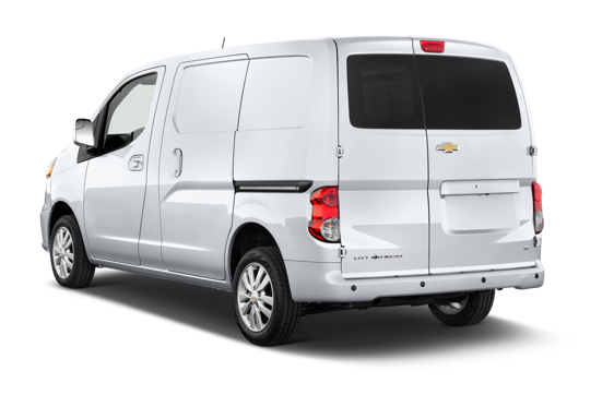 Slide 2 of 14: 2015 Chevrolet City Express