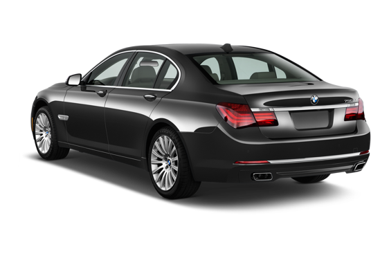 Slide 2 of 14: 2013 BMW 7 Series