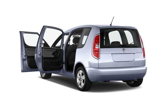 Slide 1 of 25: 2013 Skoda Roomster