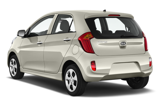 Slide 2 of 14: 2012 KIA Picanto