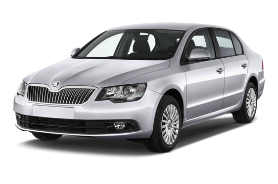 Slide 1 of 14: 2014 Skoda Superb