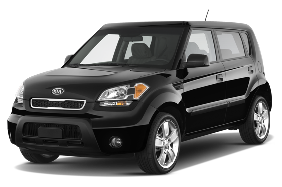 Slide 1 of 14: 2010 KIA Soul