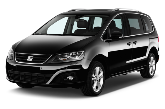 Slide 1 of 14: 2015 SEAT Alhambra