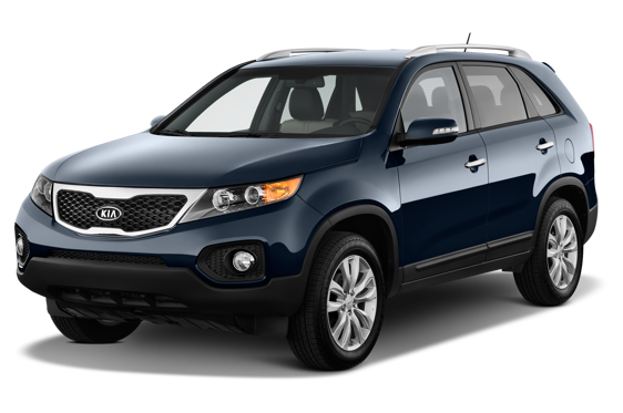 Slide 1 of 14: 2011 KIA Sorento