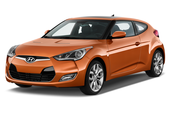 Slide 1 of 14: 2011 Hyundai Veloster