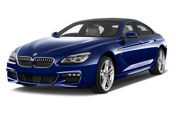 Slide 1 of 14: 2016 BMW 6 Series Gran Coupe