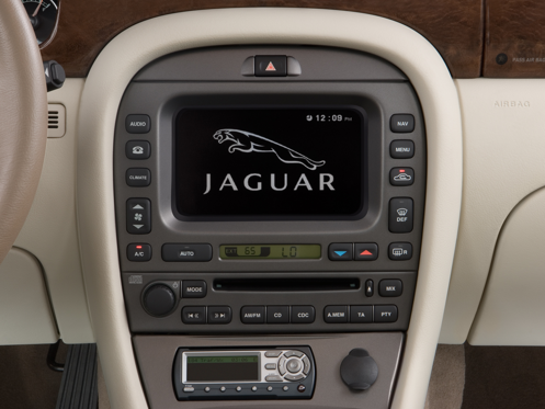 Slide 1 of 24: 2008 Jaguar X-TYPE