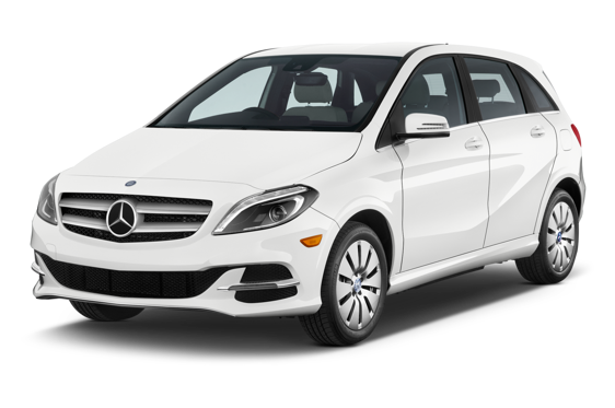 Slide 1 of 14: 2016 Mercedes-Benz B-Class