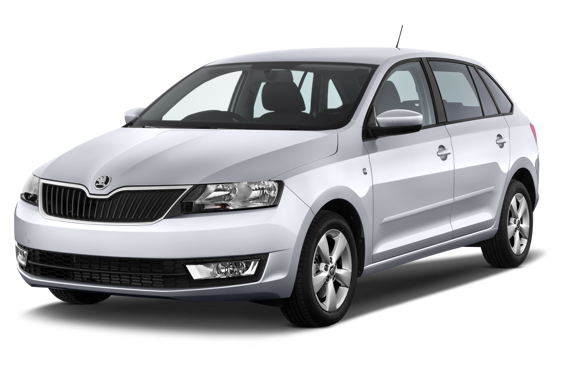 Slide 1 of 14: 2015 Skoda Rapid Spaceback