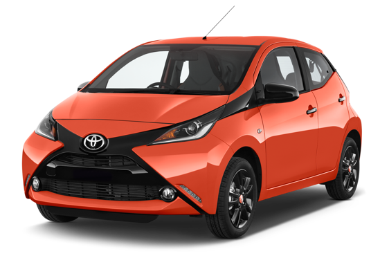 Slide 1 of 14: 2015 Toyota Aygo