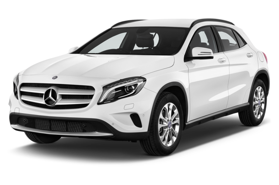 Slide 1 of 14: 2014 Mercedes-Benz GLA-Class