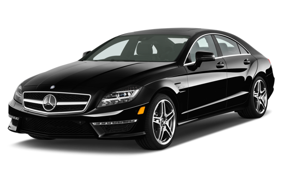 Slide 1 of 14: 2014 Mercedes-Benz CLS-class