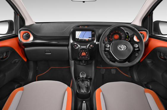 Slide 1 of 11: 2015 Toyota Aygo