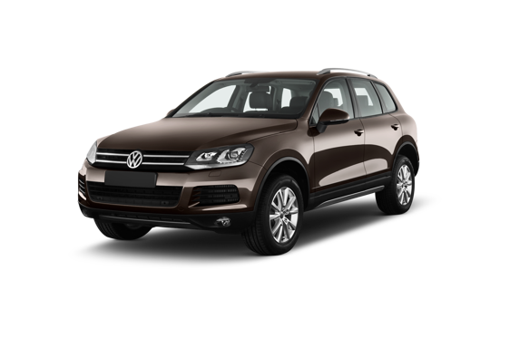 Slide 1 of 14: 2014 Volkswagen Touareg