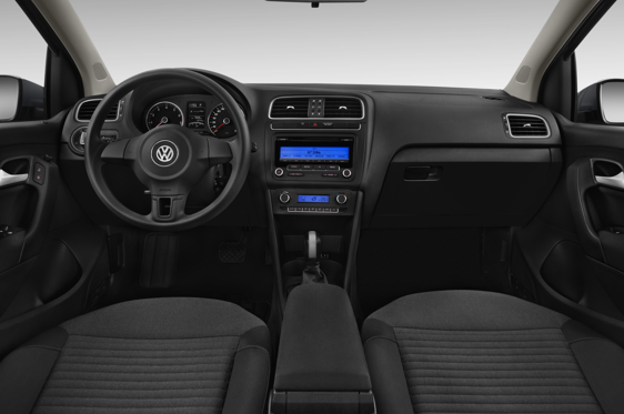 Slide 1 of 11: 2014 Volkswagen Polo