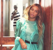 'Jay Z is Beyonce's Instagram husband'