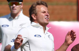 Neil Wagner was the star for the Black Caps on day one of the first Test against Zimbabwe.